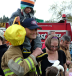 The East Pierce Volunteer Firefighters host an annual Easter Egg Hunt in South Prairie.